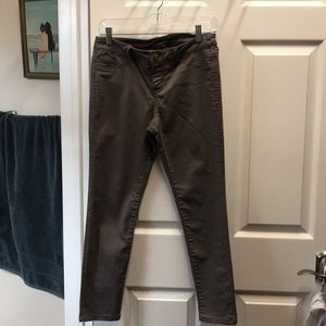 Style & Co Green Pants 6 P